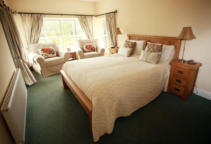 Ballinsheen House Bed