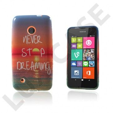 Westergaard Nokia Lumia 530 Deksel - Sunset Quote