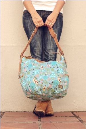 This nappy bag looks good enough to use even when you don't have your baby or toddler with you!