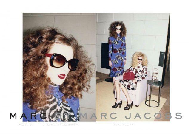 Ca tot unitar, incluzând aportul hairstilistei Alister Mackie și formele deosebite butterfly/oversized ale modelelor de ochelari, colecția surprinde printr-o alură retro/vintage aparte față de tot ceea ce înseamnă fashion în acest an!