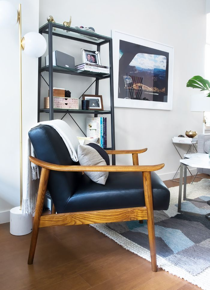 West Elm Insider Dru Ortega Shares The Small Space Decorating Tips He Swears By To Transform A Studio Apartment Take A Tour