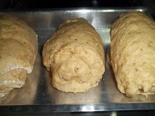 Pão integral de mel e cereais - fácil e gostoso! (As Delícias do Dudu)