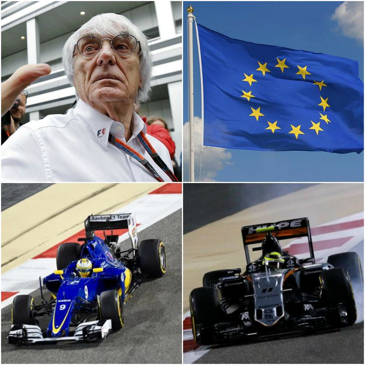 Bernie Ecclestone has confirmed he is in discussions with the European Union over the structure of Formula One's governance and prize payments.