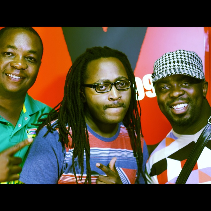 DJ Pepsi, Just Mo and Kabomo