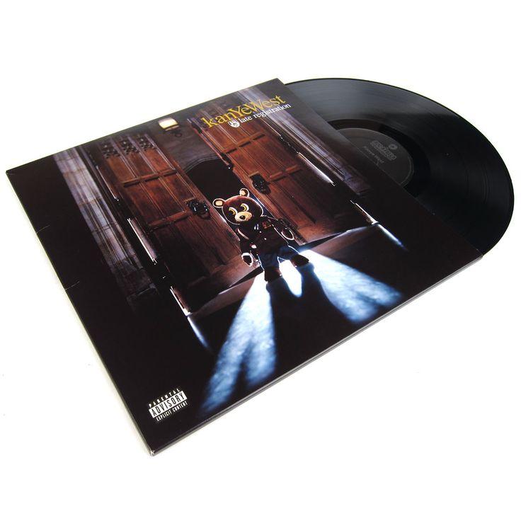 Kanye West: Late Registration Vinyl 2LP
