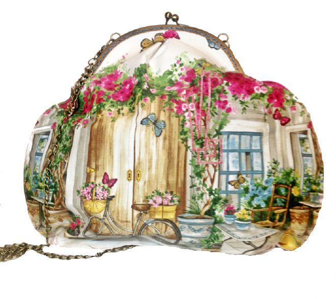 #Bolso boquilla metálica  #bag #summer #eldesvandevictor #candy