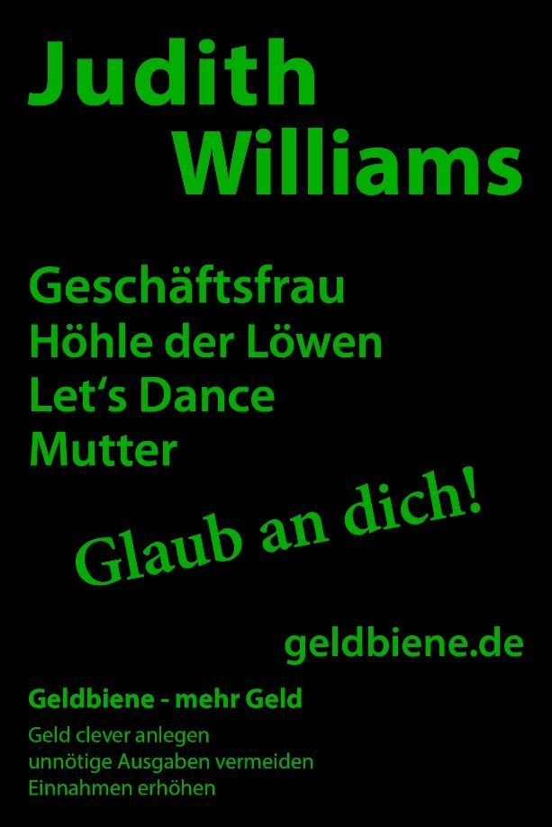 Judith William Hohle Der Lowen Let S Dance Unternehmerin Moderatorin Und Mutter Gut Leben Judith Williams Kosmetik Let S Dance