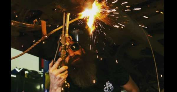 Aaron Kaufman, The Bearded Wonder Just Dropped A Huge Surprise! - USA BEST CARS