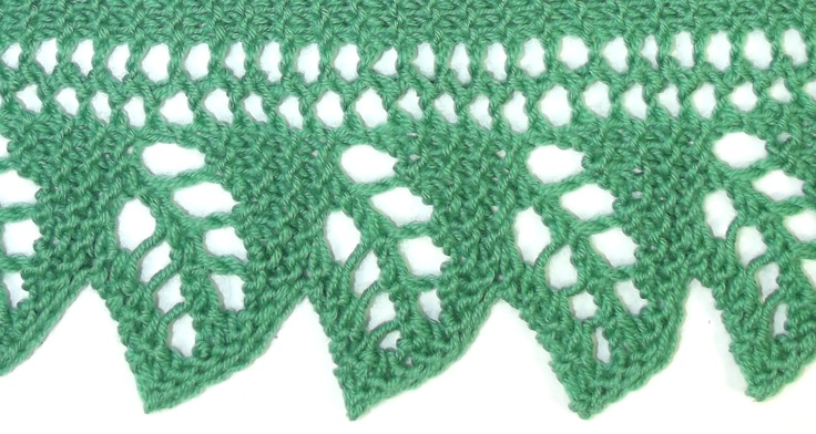 Reversible Leaf Knitting Pattern : 17 Best images about July 2012 Knitting Stitch Patterns on ...