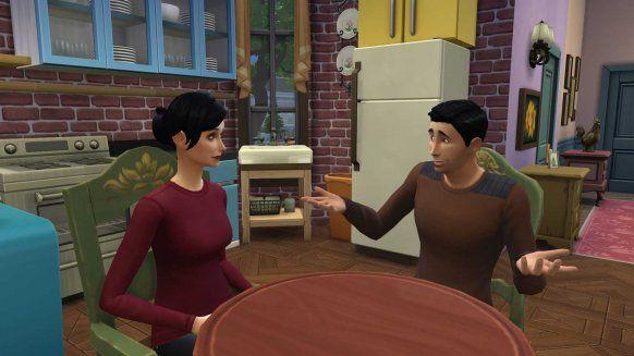 La comunidad comienza a sorprender con el editor de Los Sims 4, homenajeando a Friends o Seinfeld