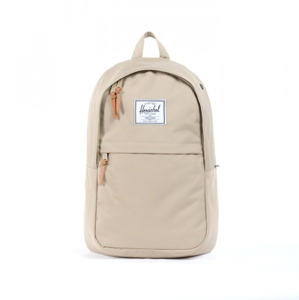 herschel rucksack laptoprucksack notebookrucksack standard backpack taupe beige des kaisers. Black Bedroom Furniture Sets. Home Design Ideas