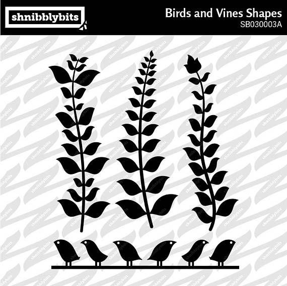 Vines With Birds