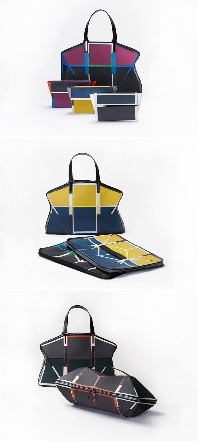 Issey Miyake Guston Bags July 2014