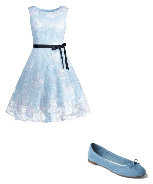 """#405"" by aureeliet on Polyvore featuring Gap"