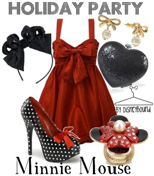 28 Best Images About Disney Bound: Mickey & Minnie On
