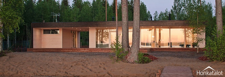 Plus Homes and Houses - Honkatalot.fi
