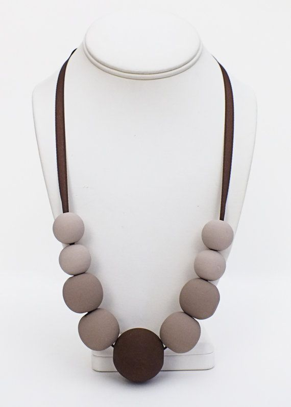 Hey, I found this really awesome Etsy listing at https://www.etsy.com/listing/161473989/ombre-wooden-bead-necklace-mocha-dream
