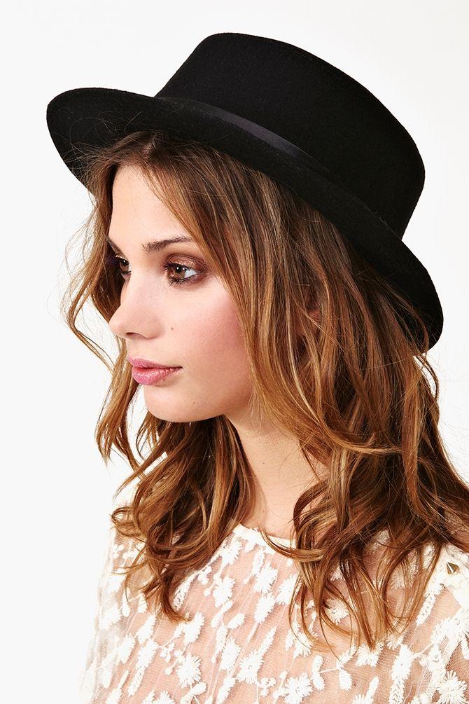 Paulina Wool Hat