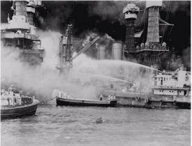 Pearl Harbor, Hawaii, Sunday, December 7, 1941