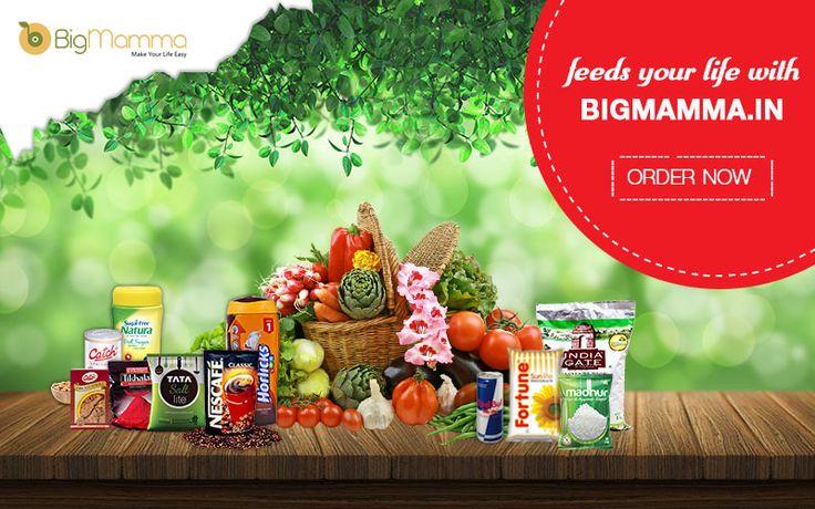 #grocery #shopping #online #noida http://www.bigmamma.in/grocery