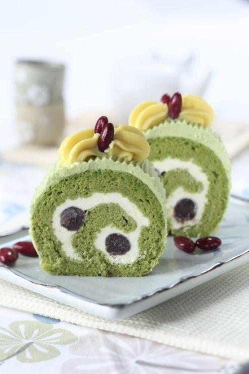 Danish - Azuki Green Tea