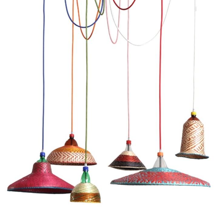 Pet lamp by alvaro de ocon
