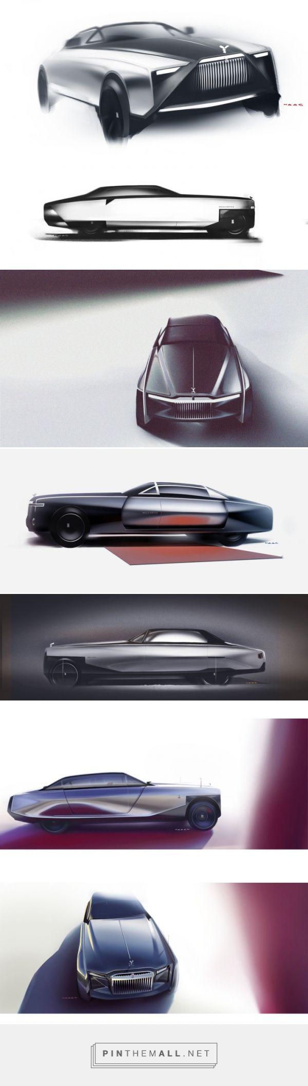 Rolls-Royce Spectre by Lukas Haag