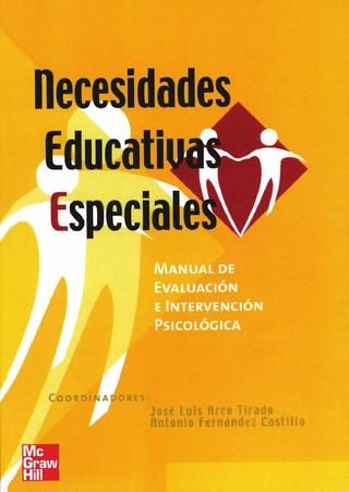 Manual de evaluacion e intervencion psicologica en necesidades educativas especiales