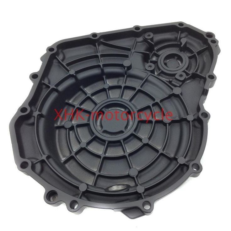 122.55$  Buy here - http://ali1hv.worldwells.pw/go.php?t=32349808047 - Black OEM replacement engine clutch cover for Suzu GSXR 600 750 2006-2009 122.55$