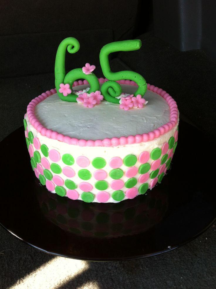 65 th birthday