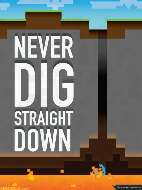 Rules to live by - Minecraft