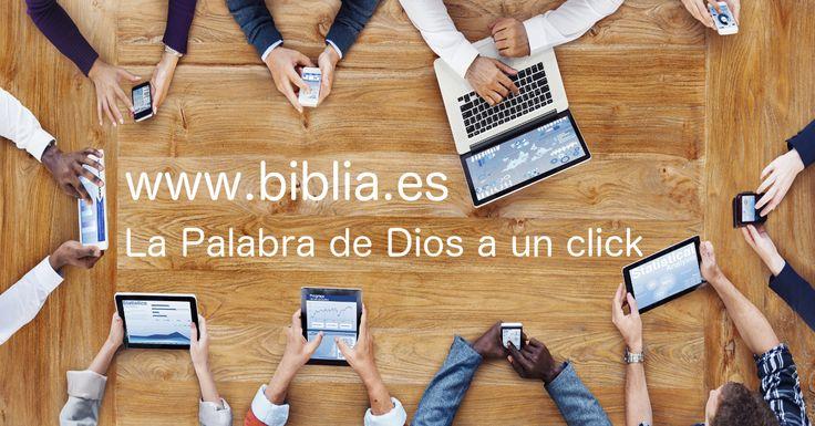 Una potente herramienta para buscar pasajes, palabras o frases en varias versiones de la Biblia en español