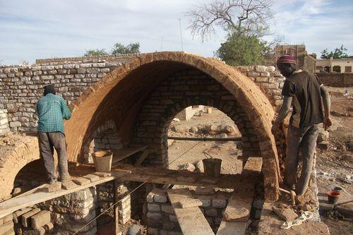 Villaggio di Kani Gogouna, Comune rurale di Wadouba, Cercle de Bandiagara, Repubblica del Mali  ARQUITECTOS SIN FRONTERAS ESPAÑA (ASF-E), CHIARA GUGLIOTTA, MATTEO CARAVATTI