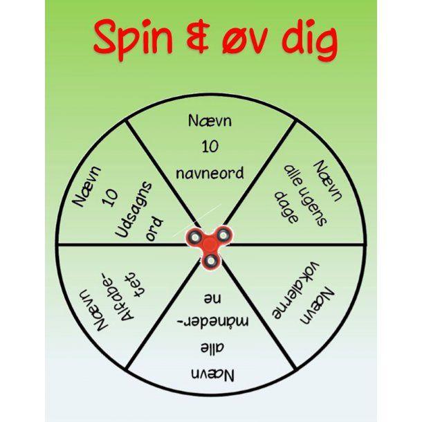Læring med spinners