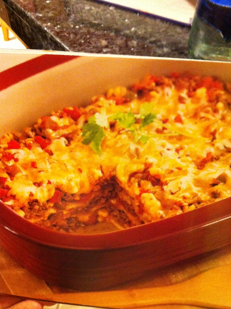 how to make chicken lasagna in microwave