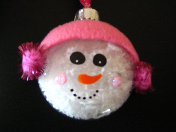 Best 25 clear ornaments ideas on pinterest clear christmas items similar to personalized christmas ornament baby girl snowman on etsy solutioingenieria Choice Image