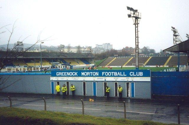greenock cappielow ground