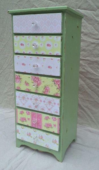 decoupage baby furniture - Bing Images
