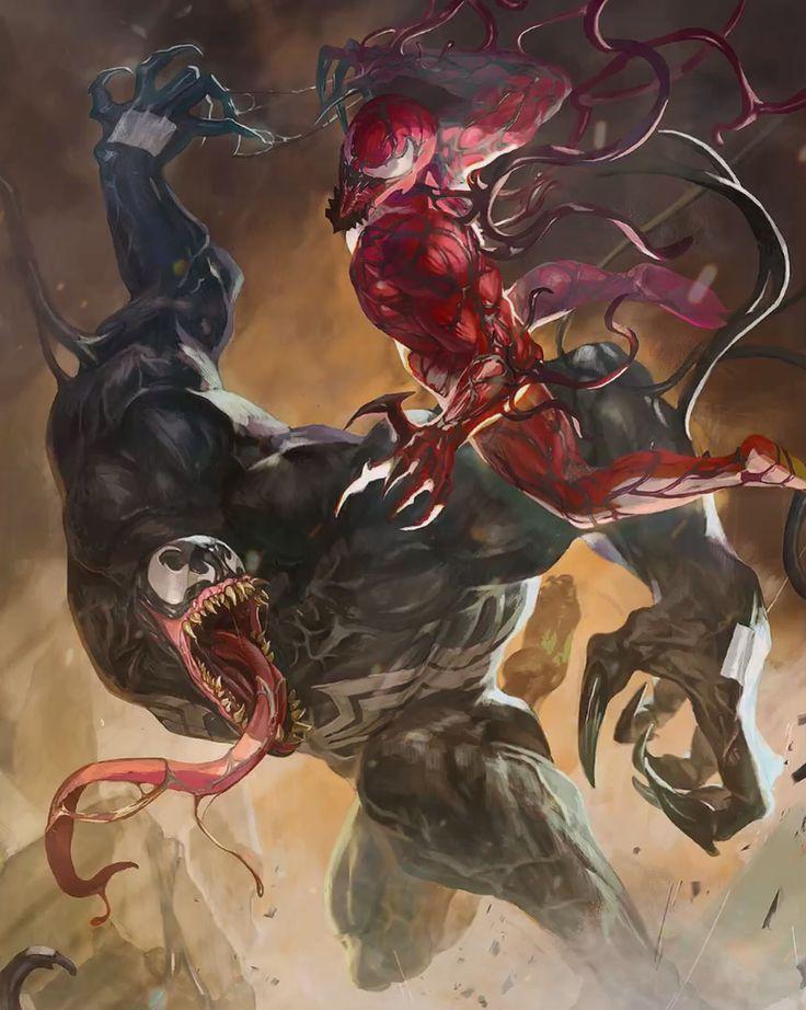 Читать комикс Venom vol 2 онлайн