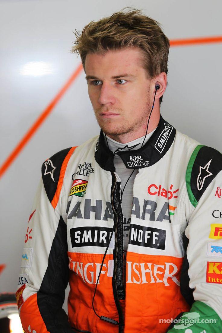 Nico Hulkenberg, Sahara Force India F1 |