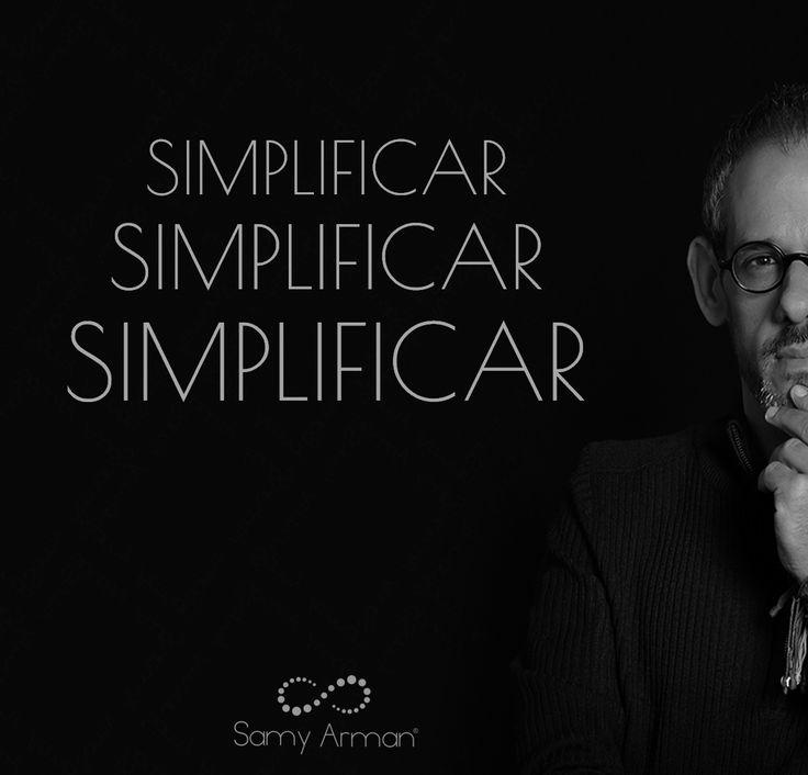 Conjuga este verbo permanentemente a lo largo del día.  #Simplify #SintonizaTuVida #Frases #VivirMejor #Motivacion #TuningYourLife