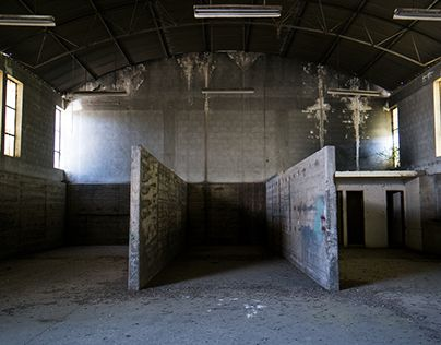 """Check out new work on my @Behance portfolio: """"Dead buildings"""" http://be.net/gallery/53613033/Dead-buildings"""