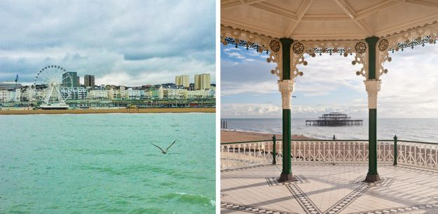 I got Brighton! Where Should You Go To Escape From London This Weekend?