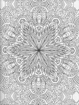 View More Images From Kaleidoscope Wonders Color Art For