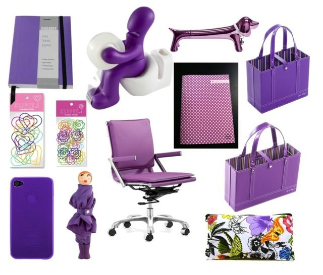 Decorate Your Desk With Colorful Office Supplies