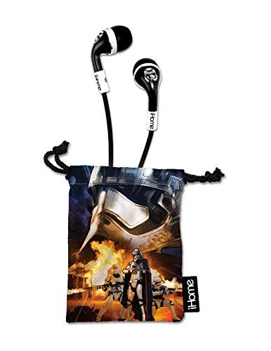 Star Wars Episode 7 Noise Isolating Earbuds Refresh ( Li... http://amzn.to/2a0ioI4