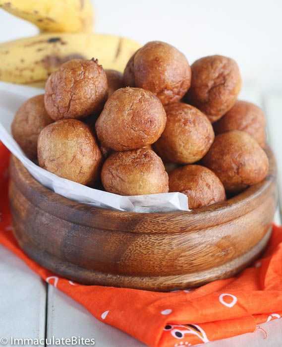 Soft  and chewy banana puff puff - quite tasty too!    I don't know of a single West African- my self included who does not dig puff-puff- they are the quintessential African snack – cheap and filling.   When you're at home in your own country, there are some foods that may not feel ...