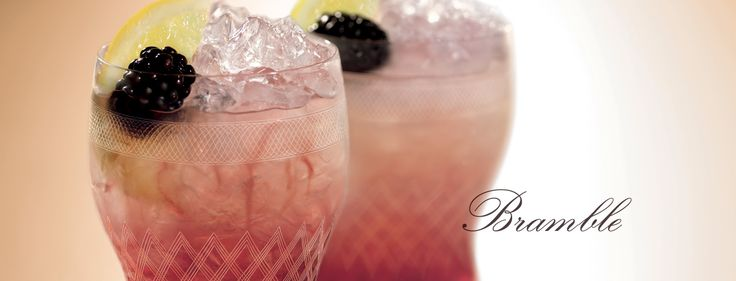Bombay Sapphire® - Cocktails - Bombay Sapphire Bramble