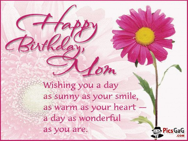 The 25 best Happy birthday mom quotes ideas – Birthday Card for Moms