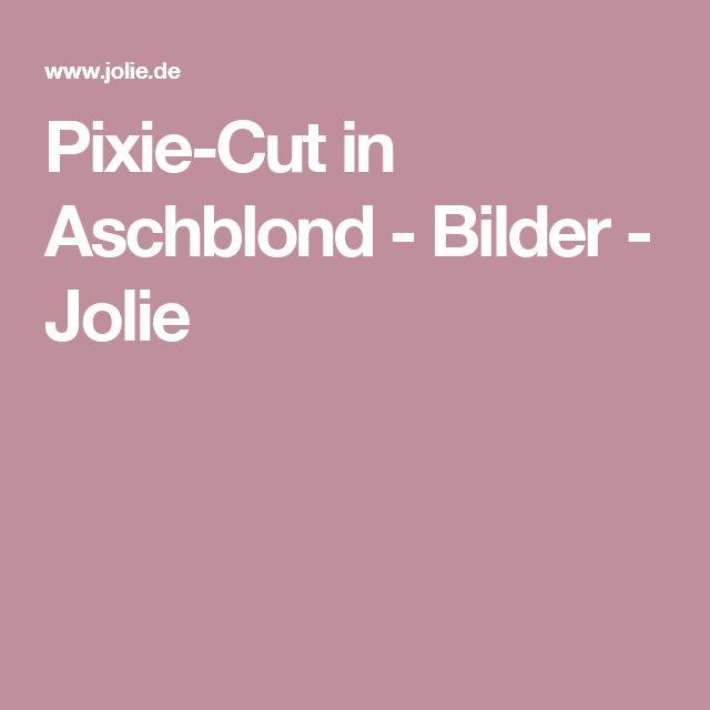 Pixie-Cut in Aschblond - Bilder - Jolie
